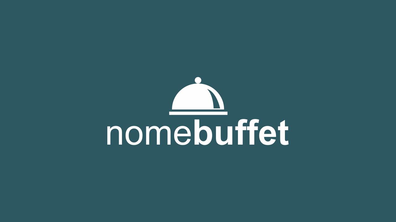 Logo buffet vetor, edite-o usando o Corel Draw!