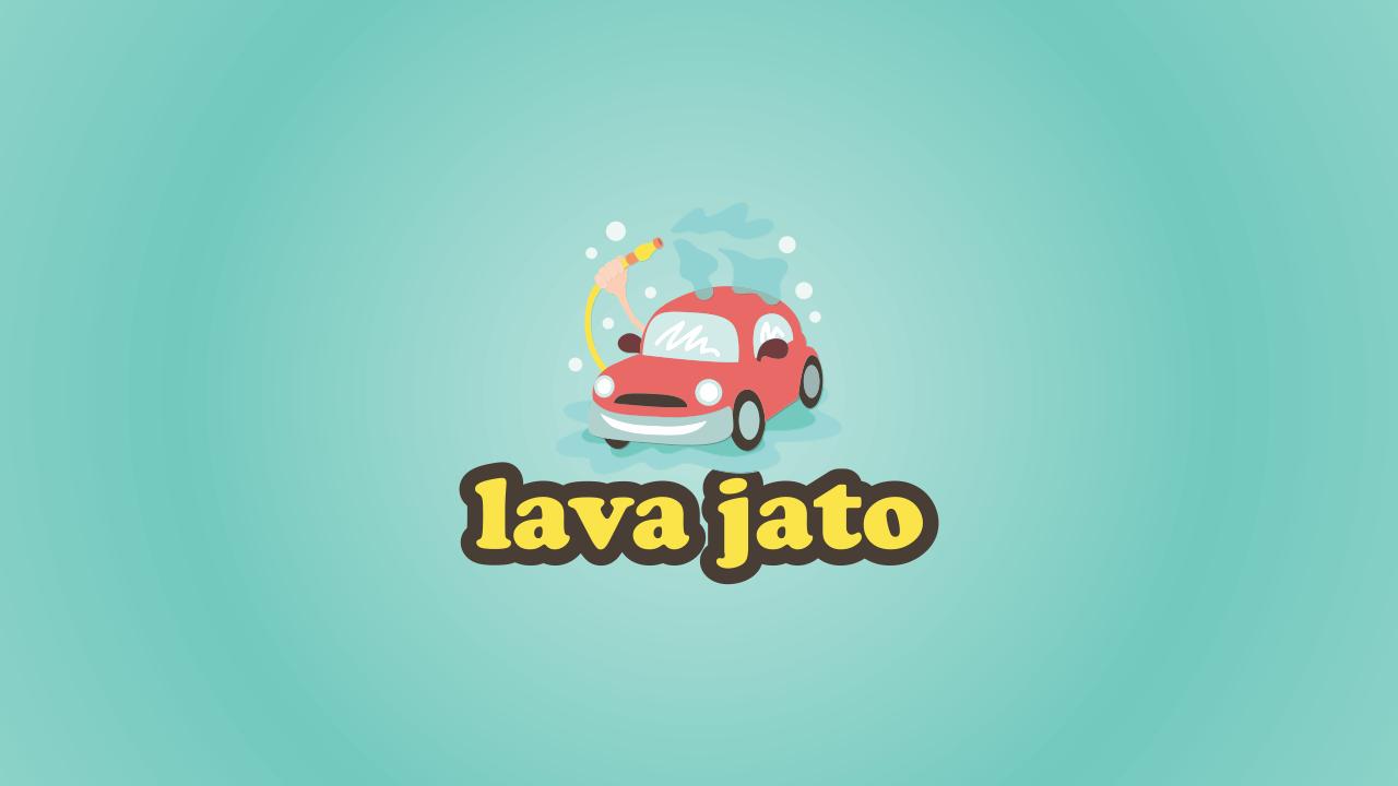Esse logo lava jato é vetor, ideal para o empreendedor de lavagem de carros que quer um ambiente descontraído em seu lava rápido!