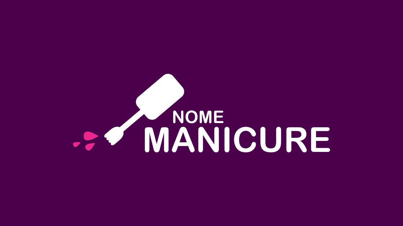 logo manicure 3 logotipos de manicure edit225veis e bonitos