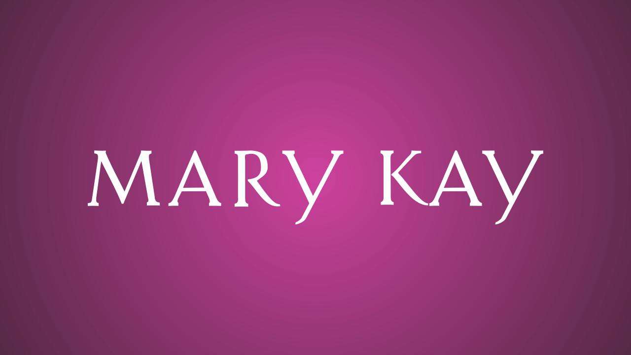 Logo Mary Kay (CDR) Grátis para Download Rápido (CDR)