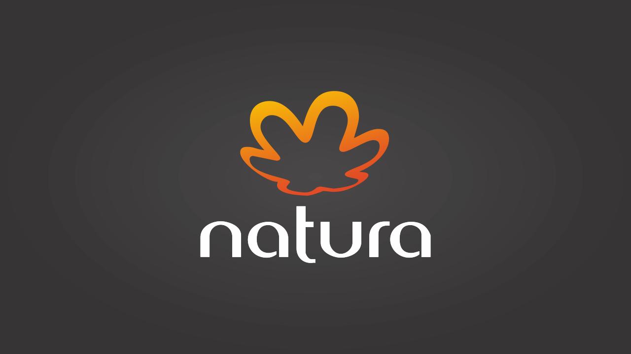 Logo Natura grátis e vetor, ou seja, é editável usando um software de edição vetorial