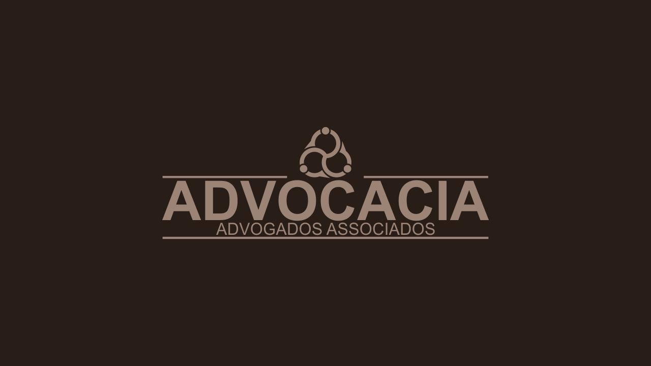 Essa logomarca de advogado é profissional, criada por um designer experiente. Use para também para um escritório de advogados e associados.