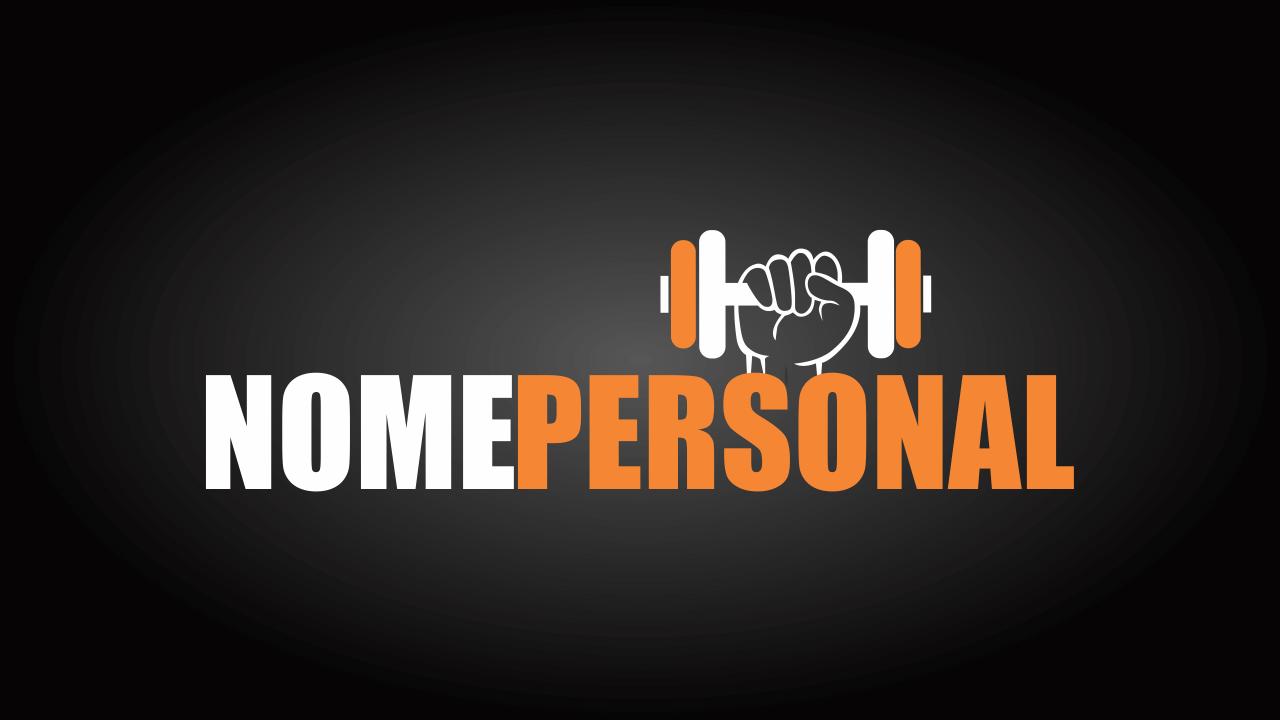 Com essa logomarca personal trainer em sua camiseta de trabalho, você vai passar uma imagem mais profissional para seus clientes e também para os outros frequentadores da academia em que você estiver atendendo. A logomarca de personal trainer é vetor!