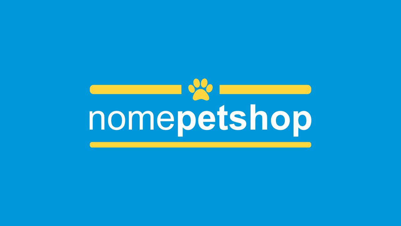 Essa logomarca de pet shop pode ajudar muito na divulgação do seu negócio. Faça uso hoje mesmo!