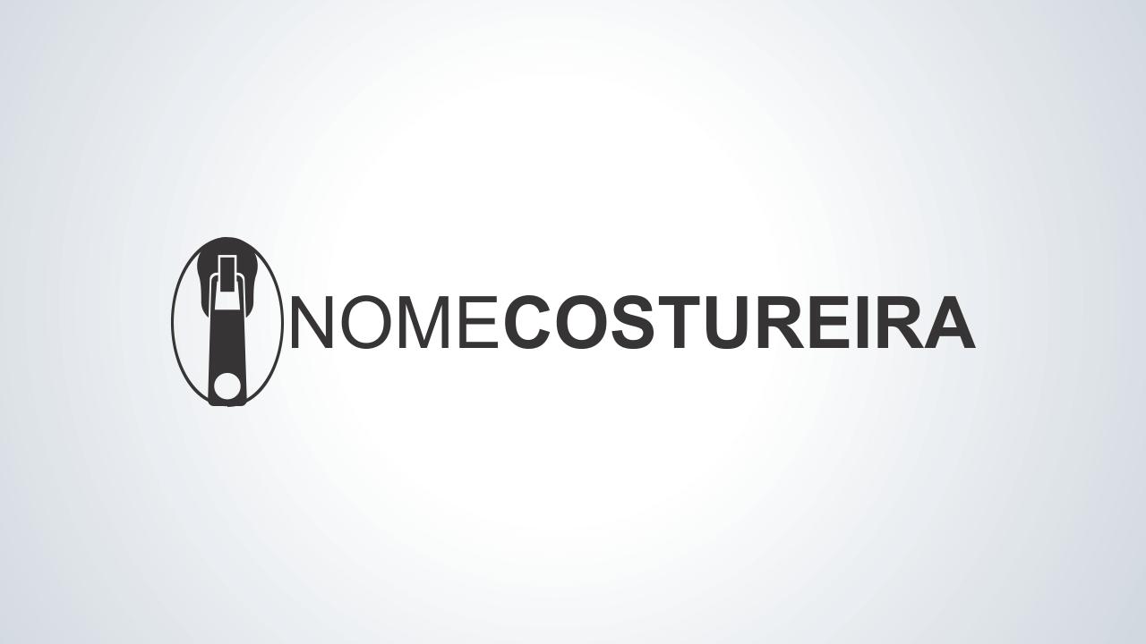 Usando esse logotipo de costureira vetor, você conseguirá mais clientes. Esse logotipo é vetor!