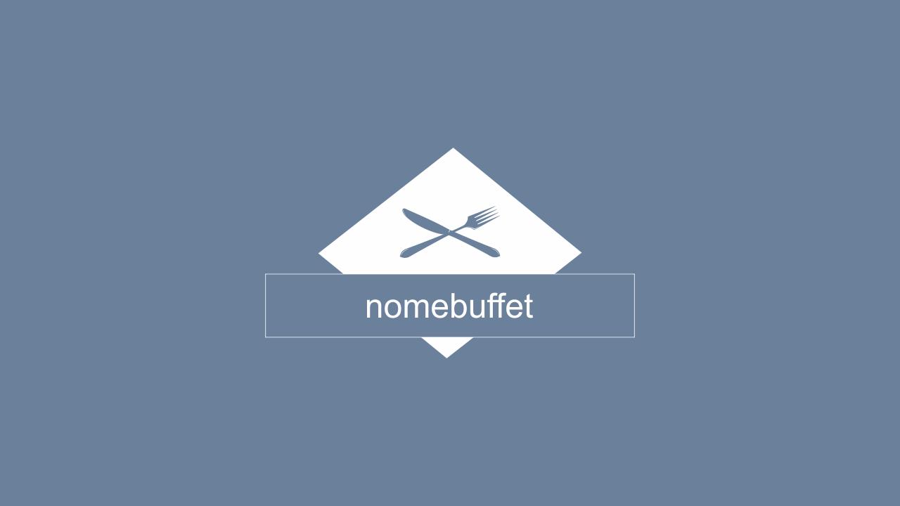 Use esse logotipo de buffet em seus materiais de divulgação, como cartões de visita, ele é vetor.