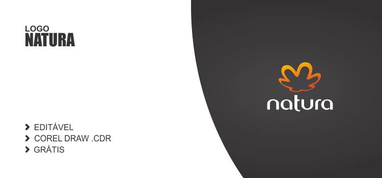 Use o logotipo da Natura em seus cartões de visita e panfletos de divulgação.