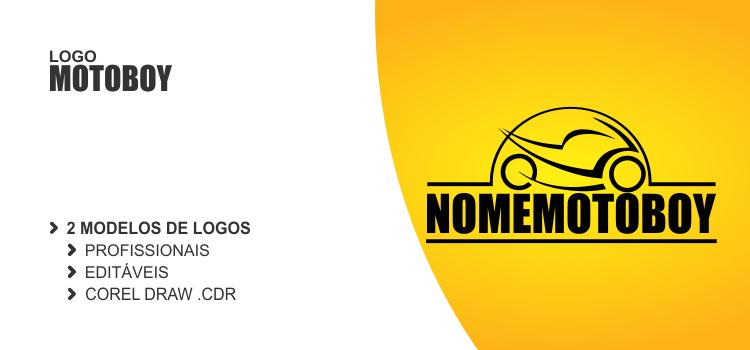 Faça uso dos logos de motoboy que temos aqui.